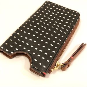 Fossil phone sleeve wallet